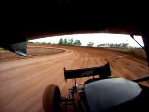 Skyline Speedway Hot Laps- Andre Layfield #21