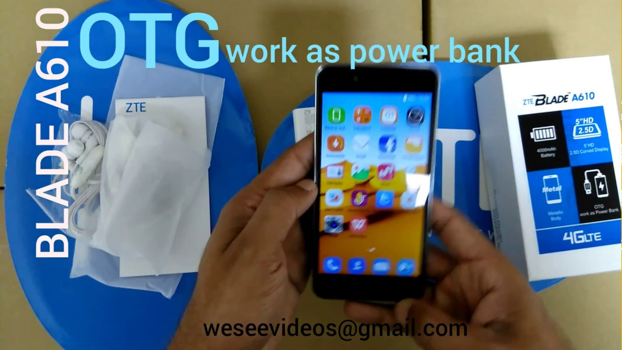 Zte Blade A610 Network Videos - Waoweo