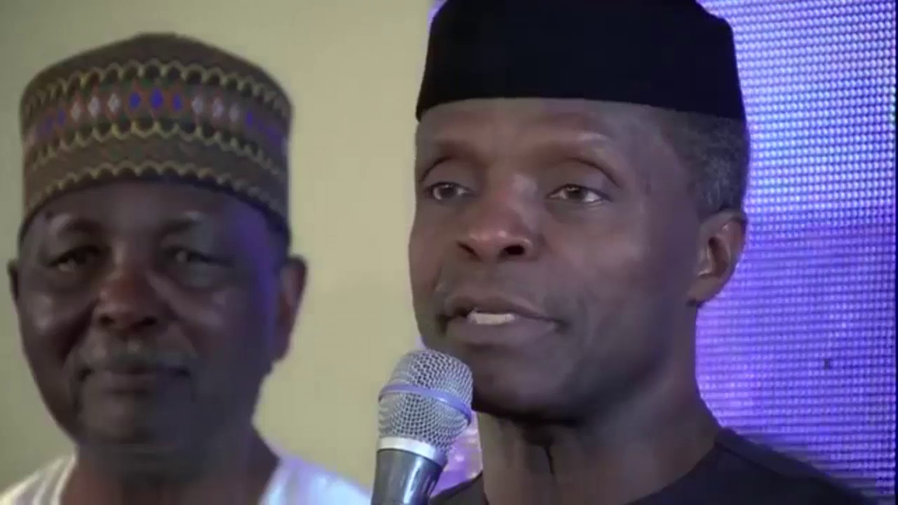 Osinbajo, Gowon to discuss food security at IITA anniversary
