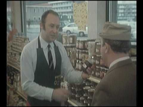 De Mounties - in de Supermarkt