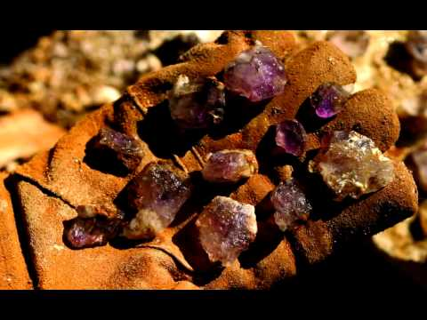 Mineral Treasures in the Maine Woods