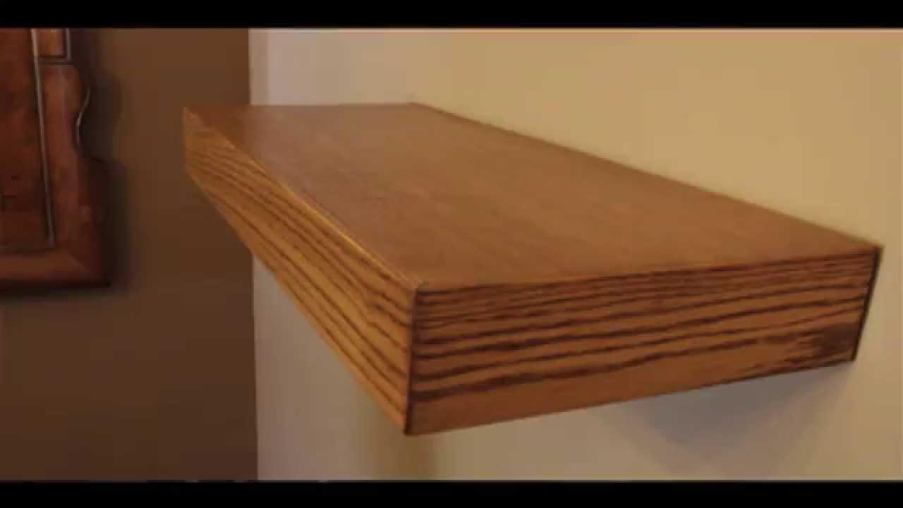 Gun Concealment Floating Shelf By Top Secret Furniture