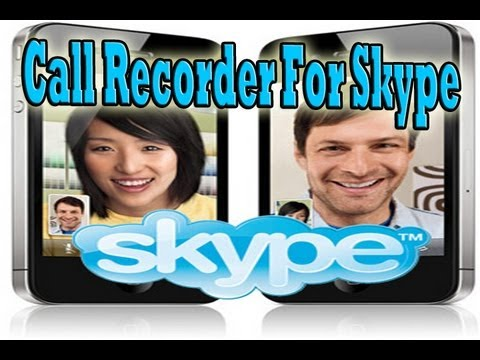 How To Record Skype Calls iPhone iPod Touch iPad with 'Call Recorder For Skype'