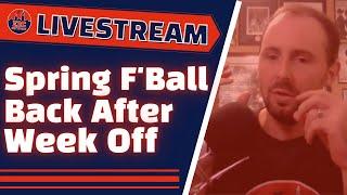 Auburn Football Spring Practice Back After Week Off | Auburn Family Livestream