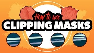 How to use Clipping Masks in Adobe Illustrator CC