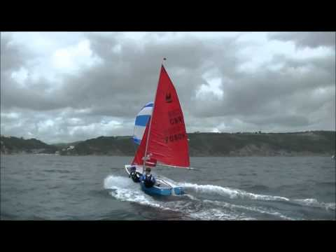 Mirror Westerns 2015 Races 1 and 2 at Looe SC
