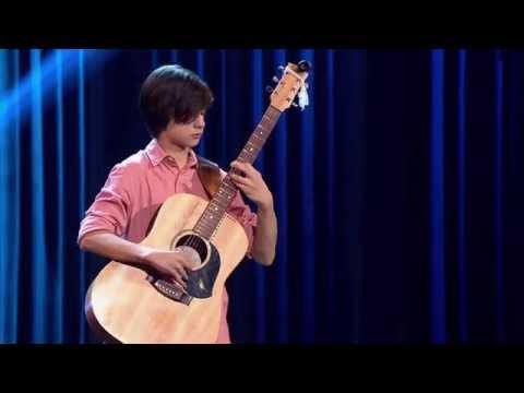 Marcin Patrzałek - Asturias (Leyenda) - Must Be The Music 9
