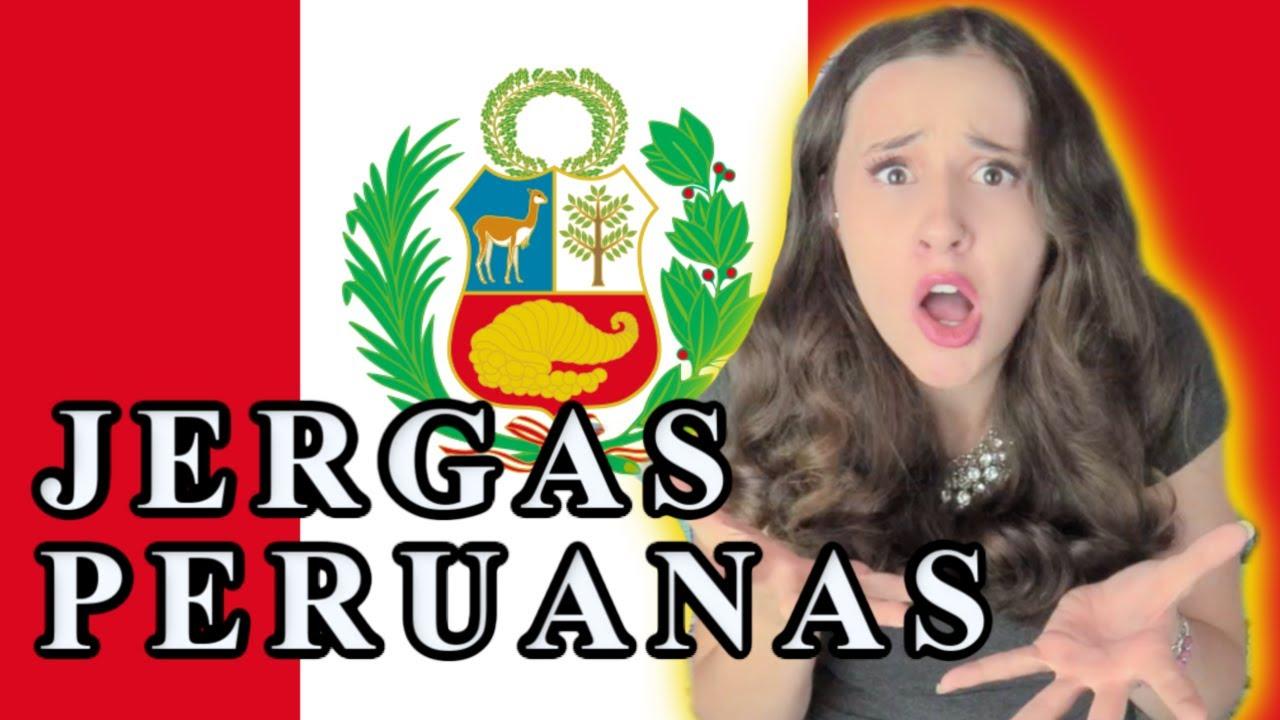 Jergas que TODO PERUANO SABE - (ANGELA ROSE)
