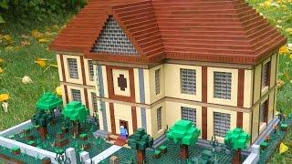 LEGO Minecraft Herobrine