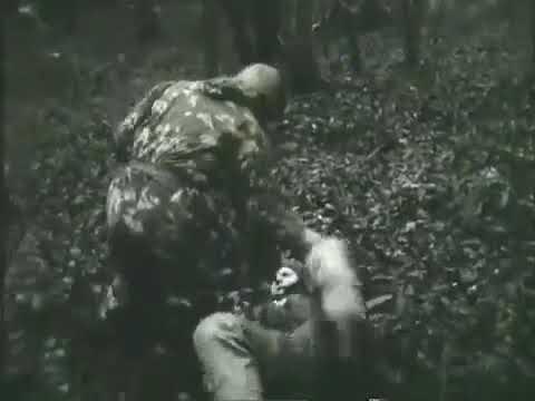 Рукопашный бой в советской армии