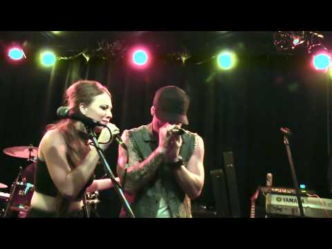 Jesse Mader & Urban Rock Project - Live at CLUB CAFE - Set02 w Tarra Layne from NBC's The VOICE