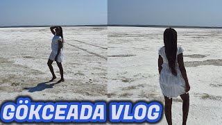 Gökçeada Island Turkey Vlog | Summer 2020 |