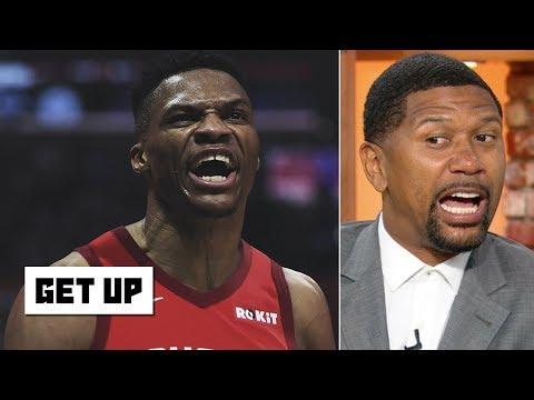 Harden can't treat Westbrook like Chris Paul – Jalen Rose | Get Up
