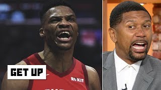 Harden can't treat Westbrook like Chris Paul - Jalen Rose | Get Up