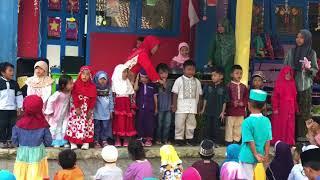 Anak TK nyanyi