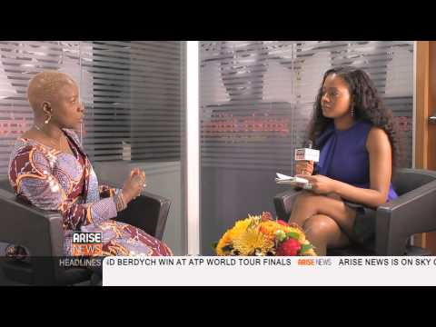 Keturah Interviews Angélique Kidjo