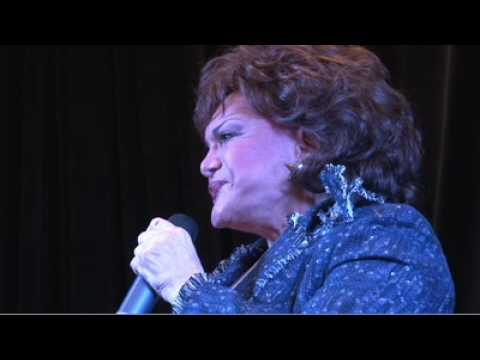 Singing star Connie Francis talks about her life
