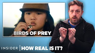 Master Pickpocket Breaks Down 12 Pickpocketing Tricks In Movies | How Real Is It?