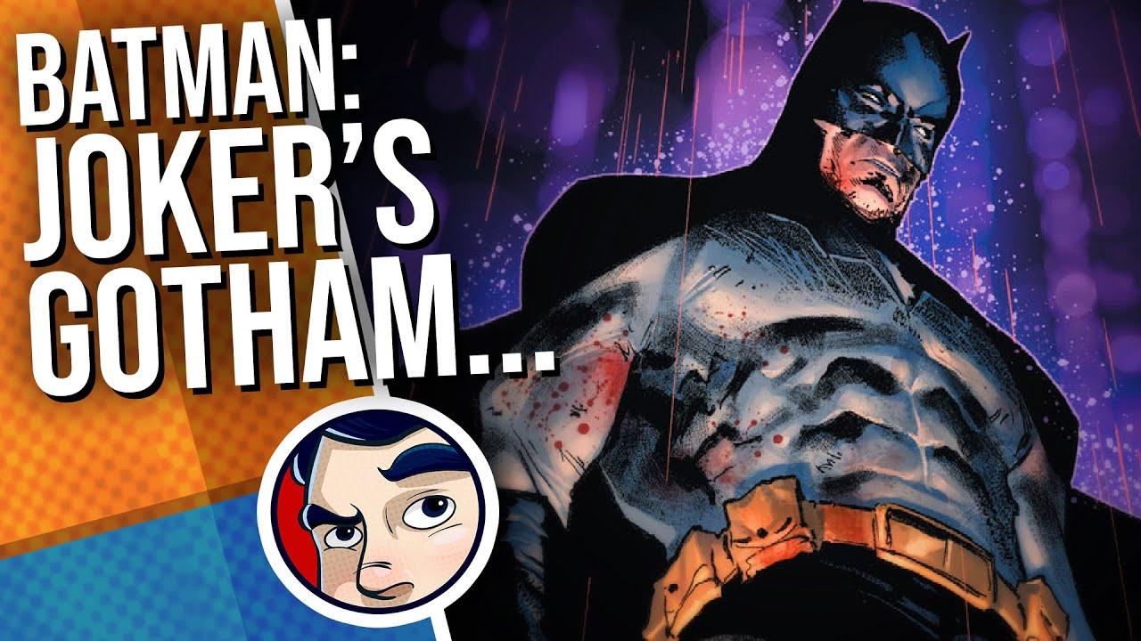 "Download Batman ""Joker's Gotham... Joker War 2"" - Complete Story   Comicstorian"