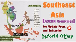 Countries In Southeast Asia