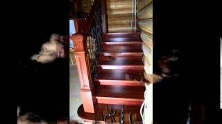 лестницы из массива дуба(http://bit.ly/1w00Tal Оличный интернет и оффлайн-магазин по продаже #лестницы заходите, выбирайте! Звоните #8-916-266-70-56,..., 2014-10-14T13:23:53.000Z)