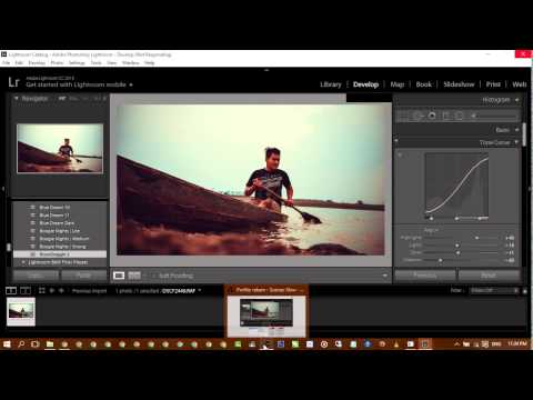How to Install Lightroom 6 Presets on Mac and PC + Download 2600+ Presets Lightroom