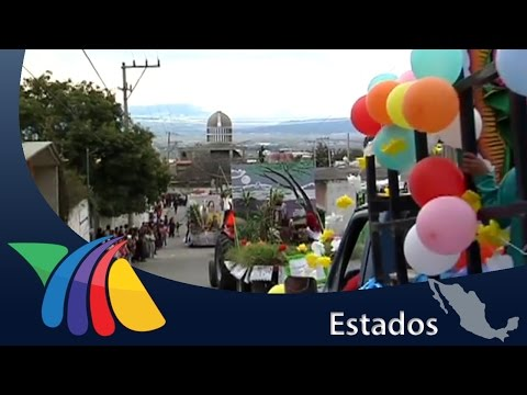 Veneran a San Diego de Alcalá en Calimaya | Noticias del Estado de México