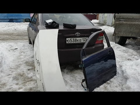 Контрактные автозапчасти, Ичибан, РОЗЫГРЫШ!!! Corolla для Сибири