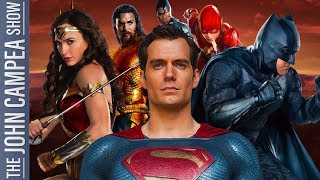 Justice League 2: When To Expect It And Do We Need It - The John Campea Show