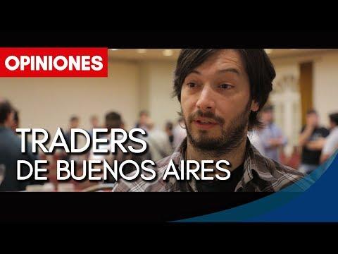 Traders de Buenos Aires, Argentina comparten la experiencia