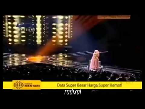Fatin Shidqia - Where Have You Been di Super X