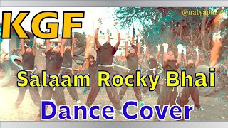 Salaam Rocky Bhai full Song | KGF Kannada | Yash | Prashanth Neel | Hombale | Kgf Songs |Dance