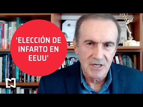Elección de EEUU parece un final de infarto, dice Andrés Oppenheimer - Las Noticias