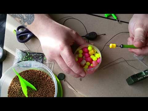 MUST WATCH. A beginners guide to pva bag fishing for carp, full detailed assembly