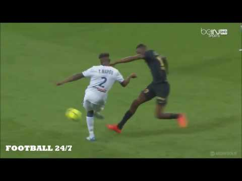 Olympique Lyon 6 - 1 AS Monaco Highlights