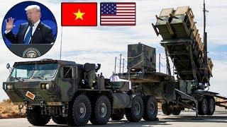 Tại Sao Mỹ Ồ ẠT muốn bán khí tài hiện đại nhất cho Việt Nam