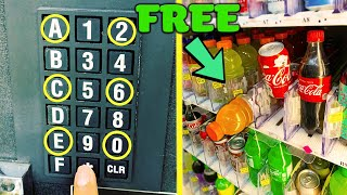 Download Testing Vending Machine HACKS (Do They REALLY Work?) Mp3 and Videos