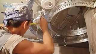 Ремонт ванной комнаты с перепланировкой в г. Москва ул. Миклухо-Маклая д.38/ Repair of bathroom(, 2013-08-29T22:45:55.000Z)