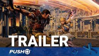 SoulCalibur VI Reveal Trailer   PS4   The Game Awards 2017