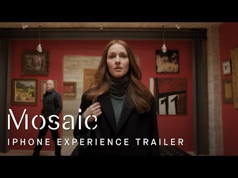 Mosaic from Steven Soderbergh: iPhone Experience