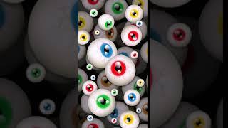 [Samsung Theme-Live Wallpaper] Spooky Eyeball