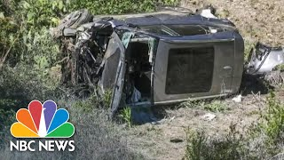 Tiger Woods Team: 'Awake, Responsive And Recovering' | NBC News NOW