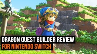 Dragon Quest Builder Review for Nintendo Switch