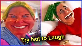 Tiktok Try Not To Laugh Challenge (Impossible🥵) | Part 17