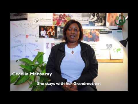 Cecelia Mansaray (StreetInvest Trainer) - Street Child Sierra Leone