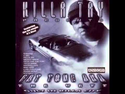 Fat Tone AKA The Vett - Only In Killa City - Natural Born Killa - 02