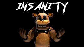 SFM FNAF - iNSaNiTY Full animation [CC Englisch]
