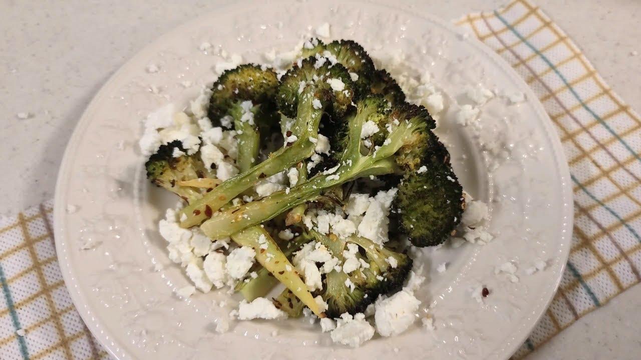 지중해식 브로콜리 구이, Mediterranean Roasted Broccoli