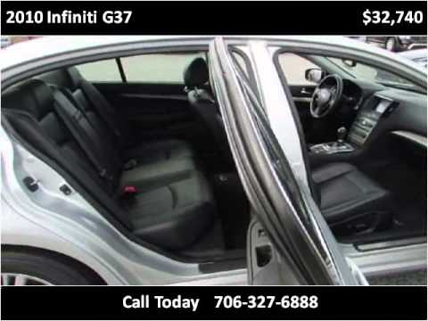 Used Cars Columbus Ga >> 2010 Infiniti G37 Used Cars Columbus Ga Youtube