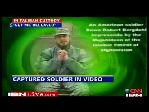 Taliban issue video of captured US soldier
